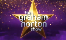 Viewers cringe at Hollywood star's touchy-feely appearance on The Graham Norton Show
