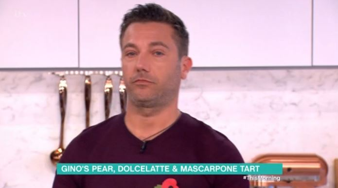 This Morning viewers in hysterics as Gino D'Acampo 'swears'