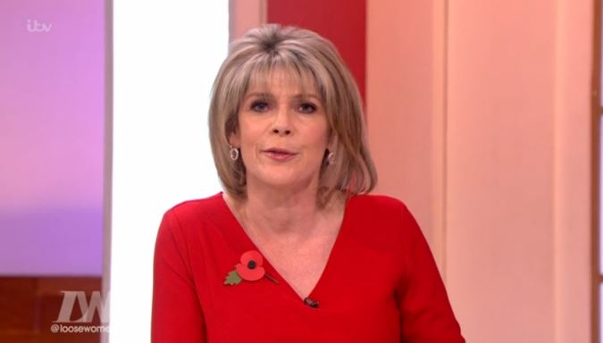 Ruth Langsford forced to apologise TWICE after bad language on Loose Women