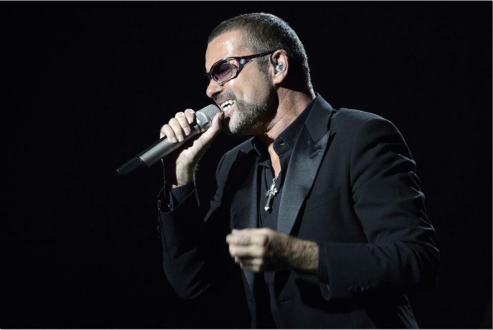 George Michael fans pay beautiful tribute on first anniversary of his death