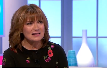 Lorraine Kelly regrets raising sensitive subject with Jake Quickenden live on air