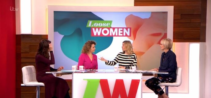 "Loose Women slammed as ""hypocrites"" after Thursday's show"