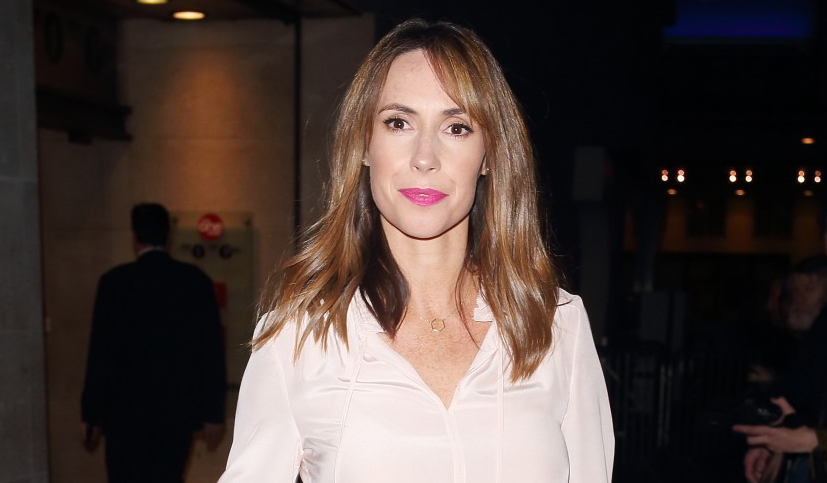 Alex Jones reveals maternity leave fears over her job at The One Show