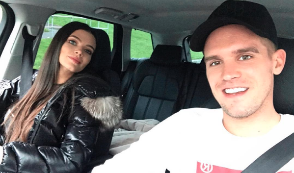 Gaz Beadle And Emma Mcvey Have Some More News To Share Entertainment Daily