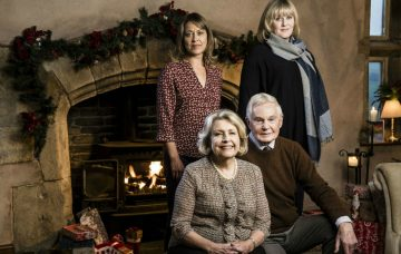 Last Tango in Halifax will not return for another series Sir Derek Jacobi confirms