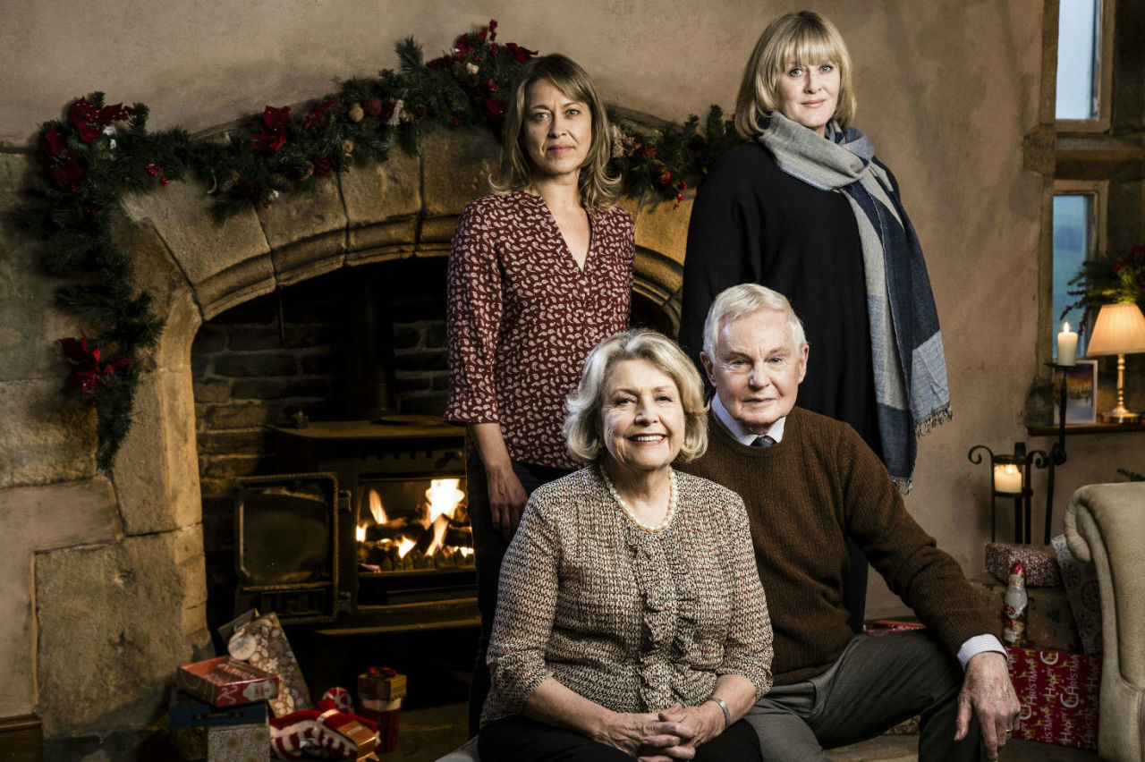 Last Tango in Halifax will not return for another series Sir