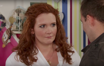 Corrie's Fizz could be swapping the cobbles for the jungle