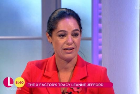 """Tracy Leanne Jefford blames """"appalling"""" decision for her shock X Factor exit"""