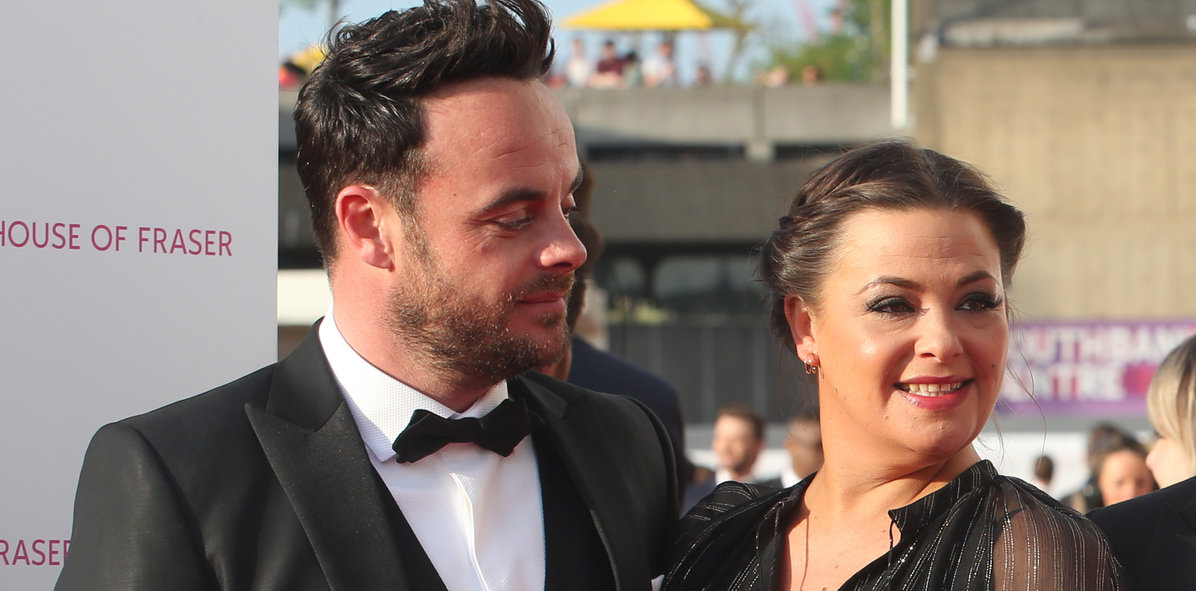 Lisa Armstrong 'hits back' at Ant McPartlin's 'dig' at her in interview