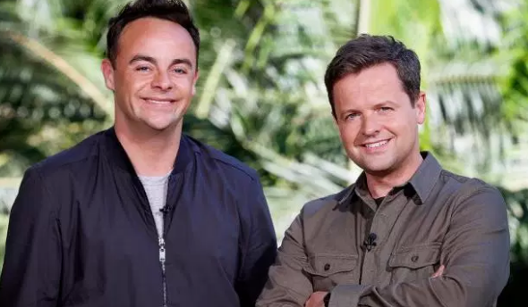 Ant and Dec accused of 'crashing the internet' with one single tweet