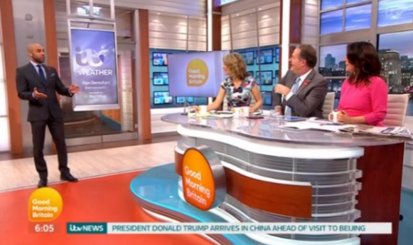 """Alex Beresford stuns GMB presenters with """"unbelievable"""" family revelation"""