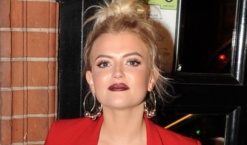 Corrie star Lucy Fallon considering lap dancing lessons like her alter-ego Bethany to 'bring out' her 'sexy side'
