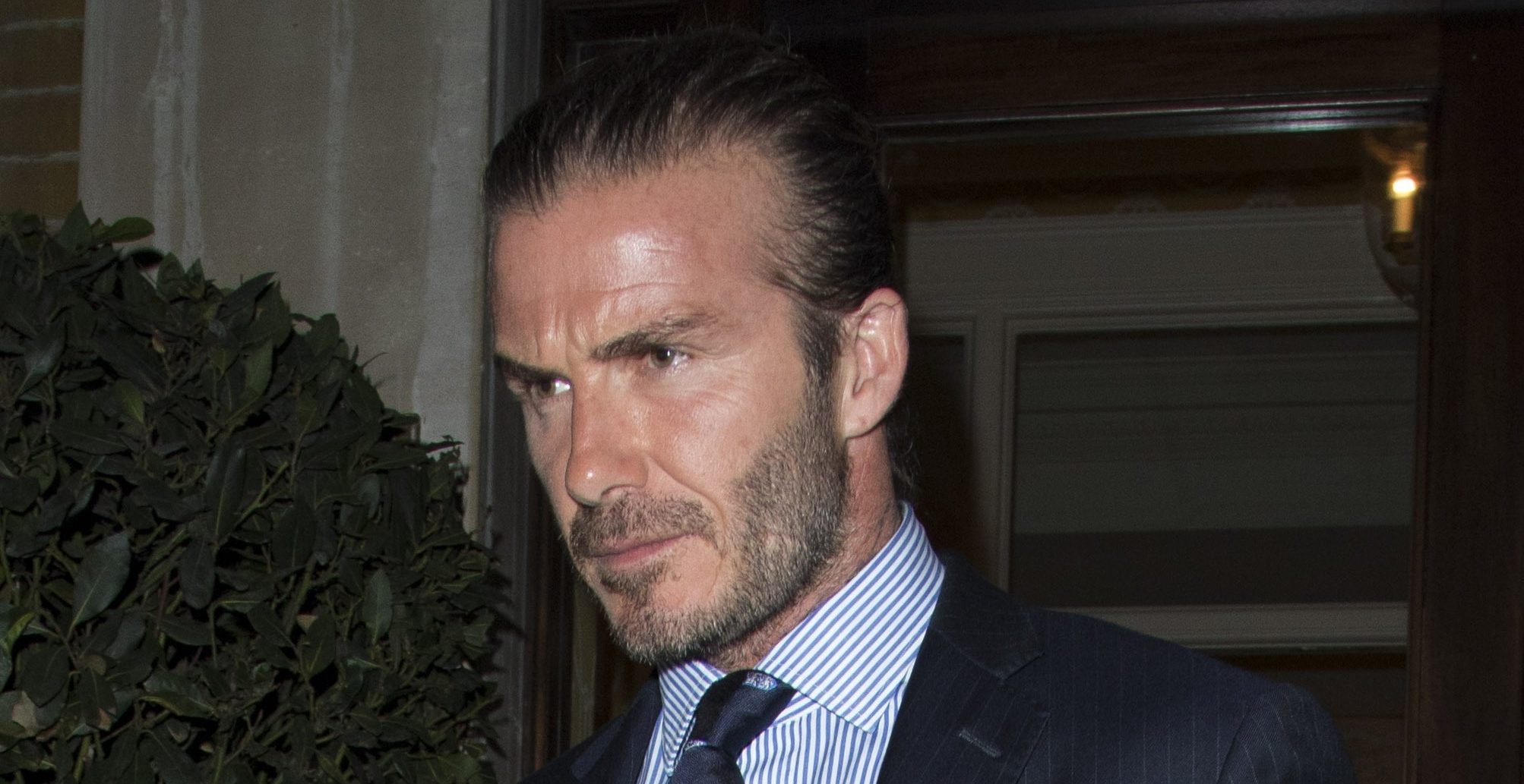 David Beckham told off by fans for latest Instagram with Brooklyn