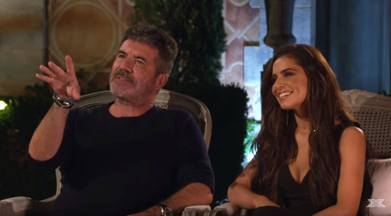 Simon Cowell reacts to Cheryl and Liam Payne's split after playing Cupid