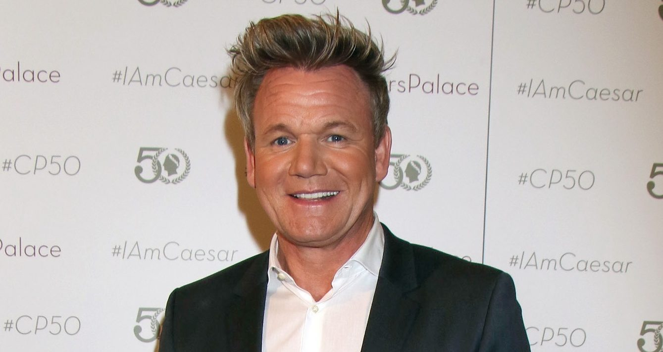Proud Gordon Ramsay shares sweet pic with daughter