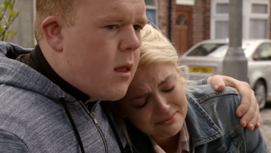 Corrie's Lucy Fallon drops hint about Bethany and Craig romance