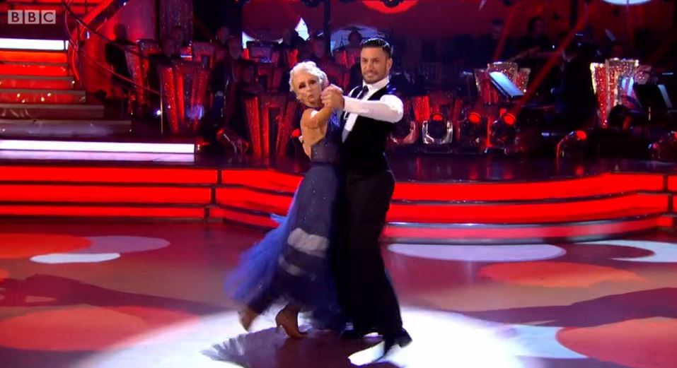 Strictly's Debbie McGee confesses love for Giovanni