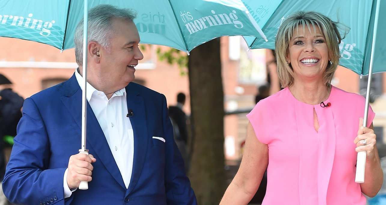 Eamonn Holmes reveals the GOOD thing about Ruth's Strictly exit
