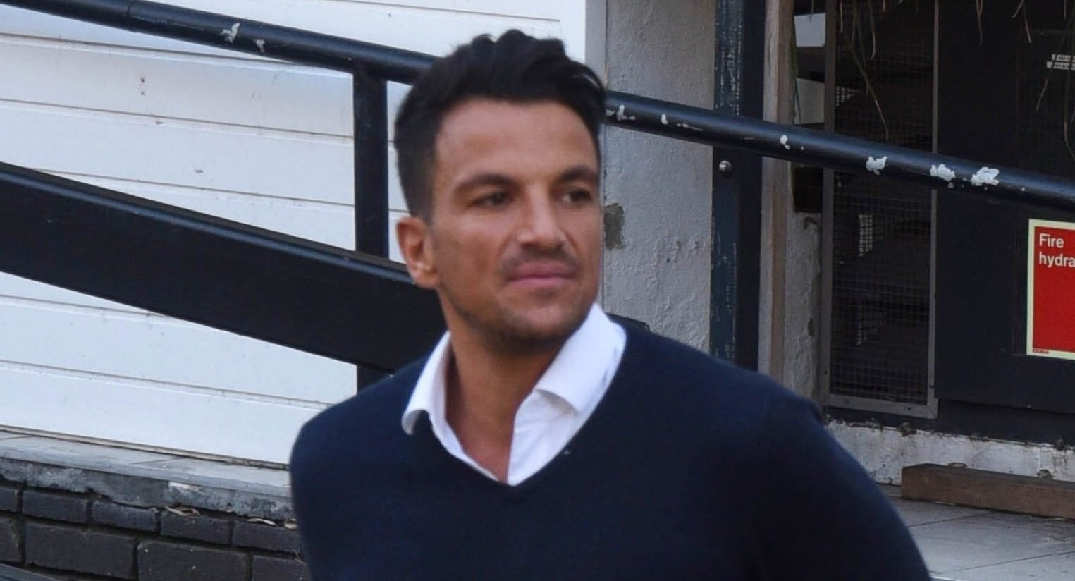 Peter Andre explains why he's boycotted I'm A Celeb this year