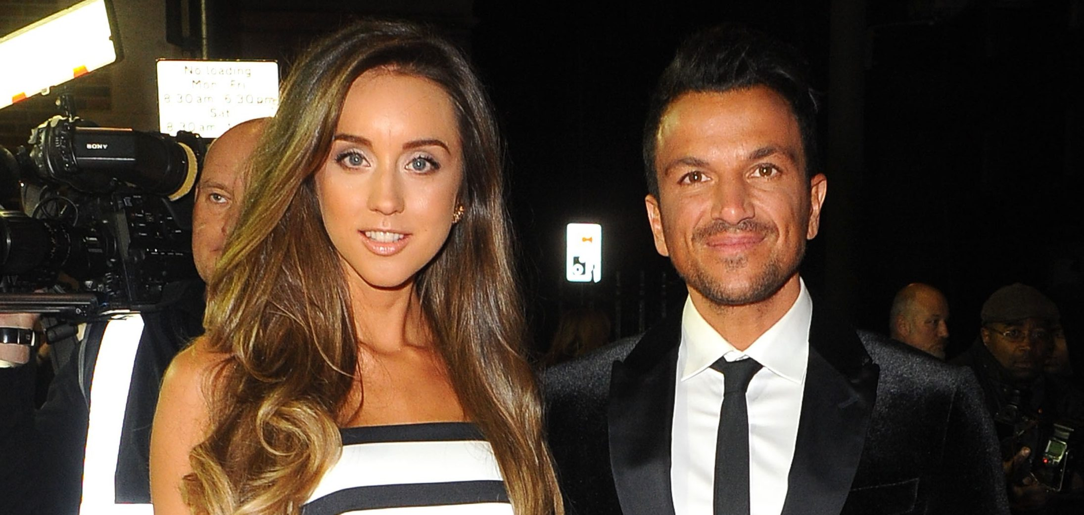 Peter Andre's wife Emily considering HUGE career move