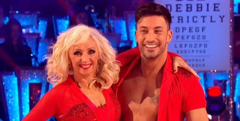 Strictly star Debbie McGee says she's giving up dancing!