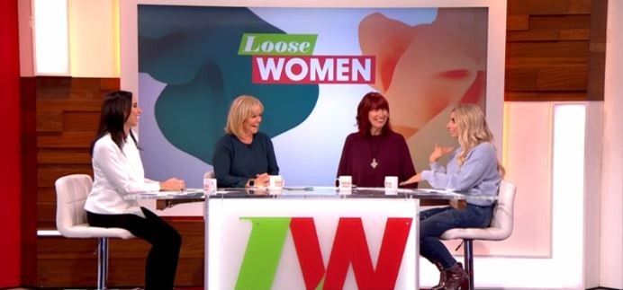 "Loose Women slammed over interview with ""spoilt brat"" following segment on poverty"