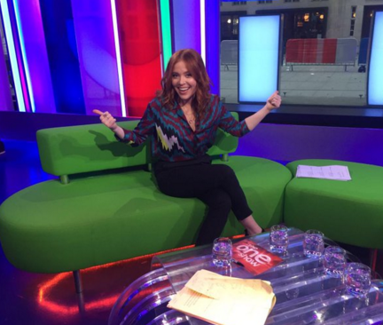 BBC The One Show/Twitter