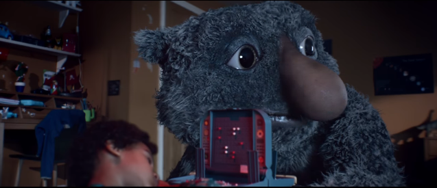 John Lewis Christmas Advert 2017.John Lewis Accused Of Ripping Off Idea For 7m Christmas Ad