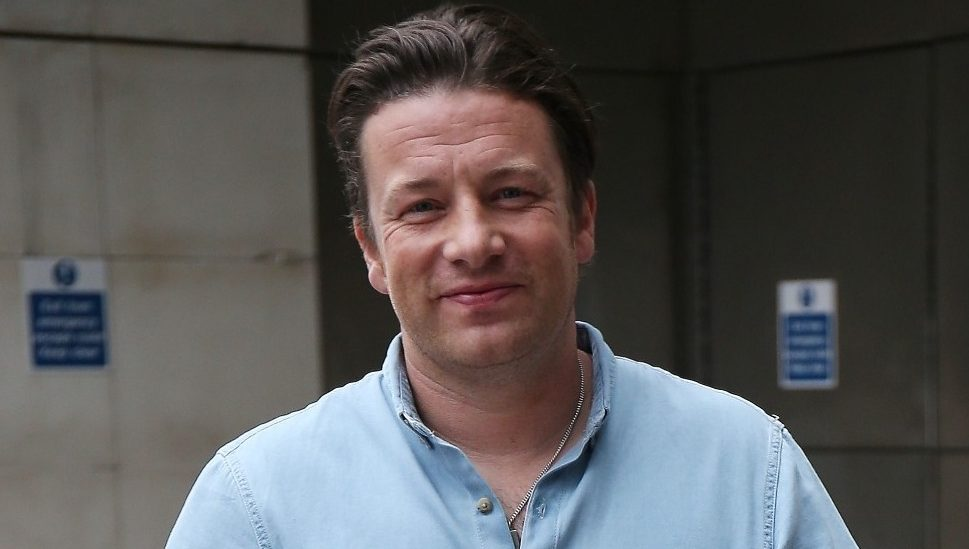 Jamie Oliver makes big family announcement