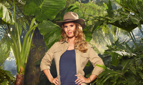 "I'm A Celeb's Rebekah Vardy branded Peter Andre ""worst lover"" she ever had"