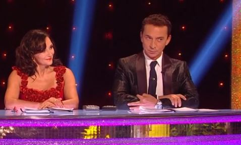 Strictly fans think Shirley and Bruno are in cahoots