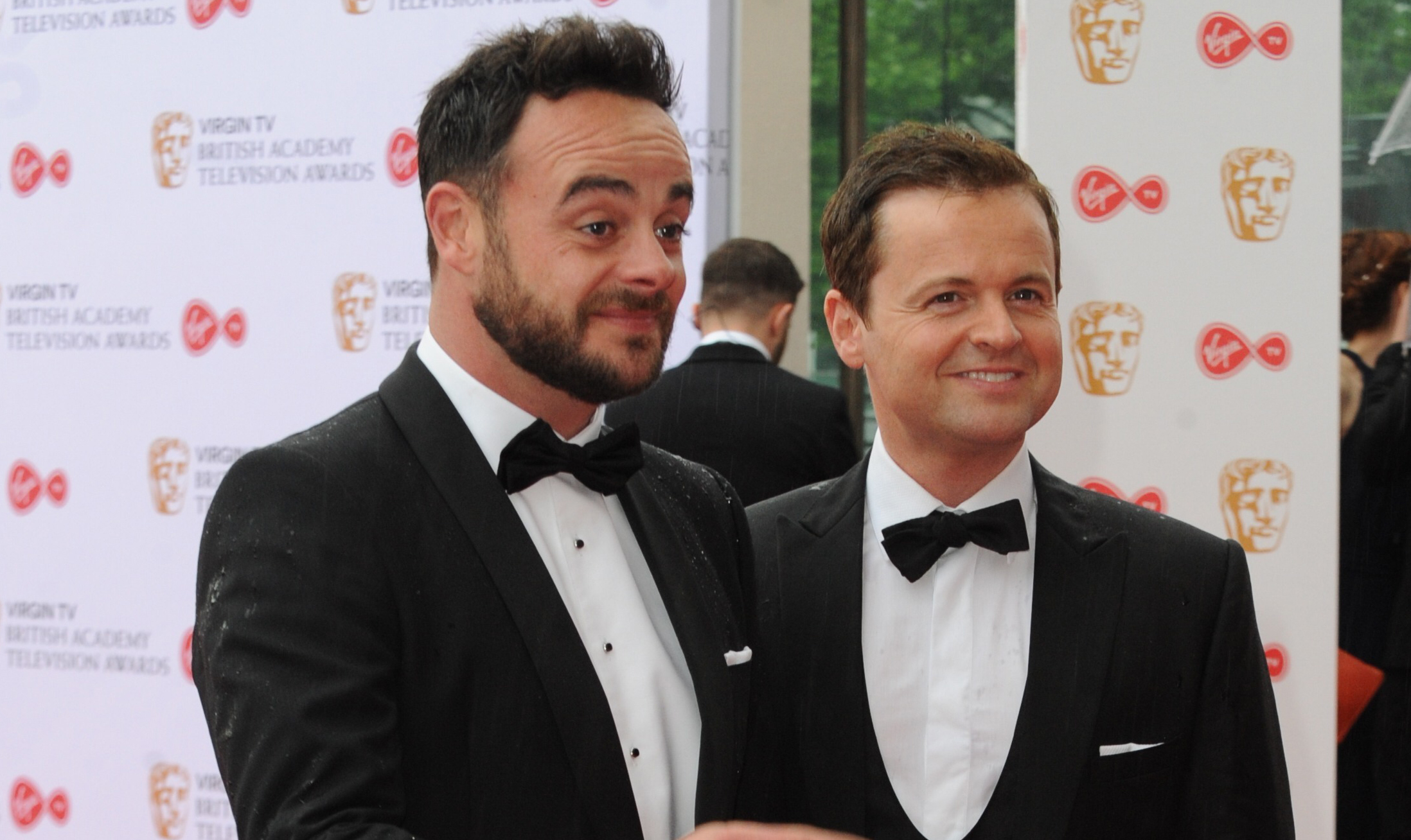 Ant McPartlin and Dec Donnelly share first pic as they reunite for BGT