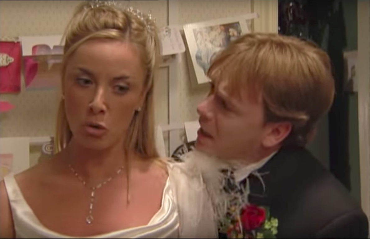 Mel was married to Ian Beale last time she was in the Square