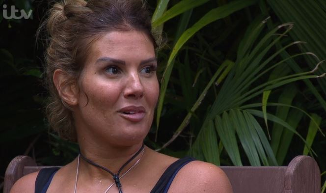Rebekah Vardy S Ex Husband Wants To See Her Suffer On I M A Celebrity Entertainment Daily