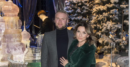 Candice Brown puts Paul Hollywood rumours to rest with loved-up display
