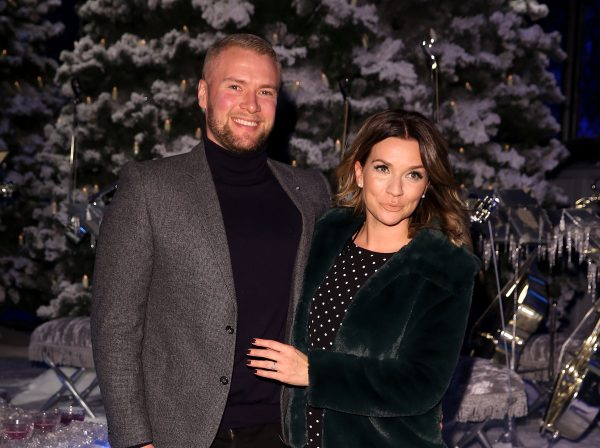 Bake Off's Candice Brown marries fiance Liam Macaulay
