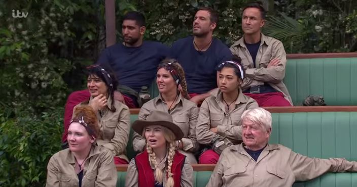 I'm A Celebrity viewers grossed out by contestant's 'FART'