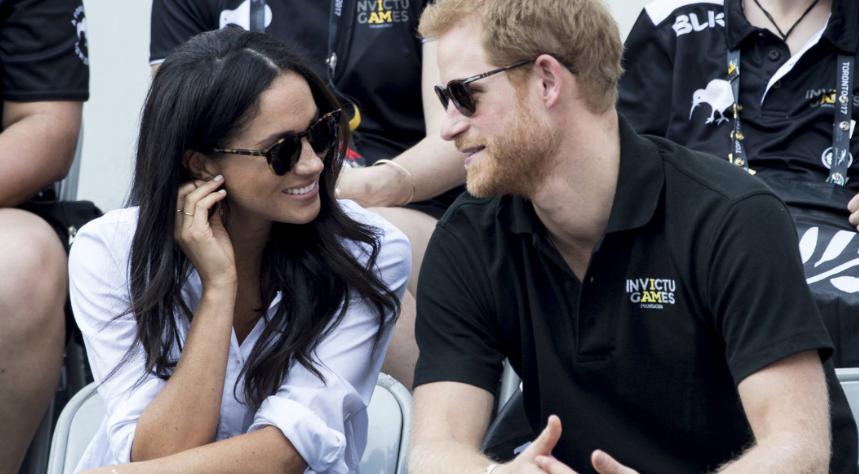 Queen reportedly confirms that Meghan and Harry ARE engaged