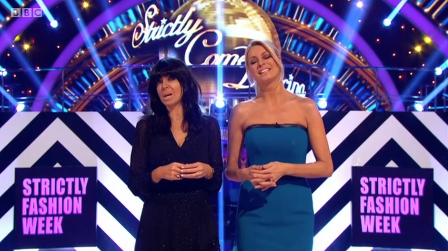 Strictly viewers fuming as the dance-off celebrities are revealed