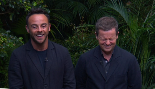 Ant McPartlin mocks Jamie Lomas' manhood