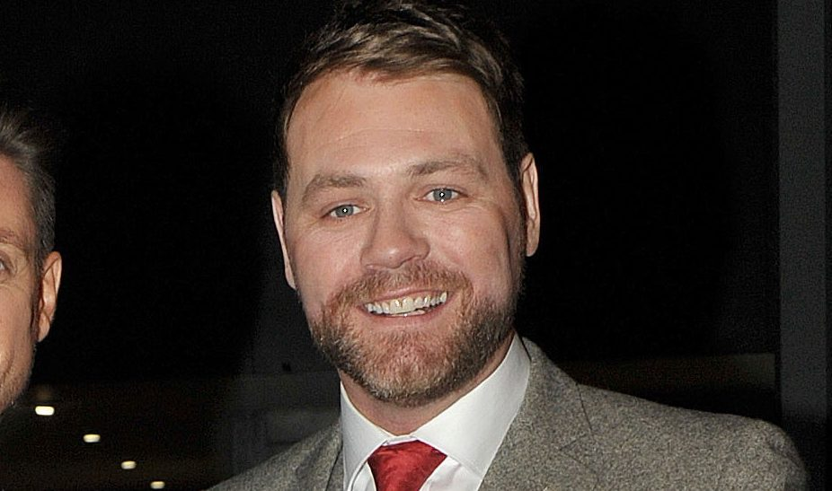 Brian McFadden says he feels amazing after hair-raising operation