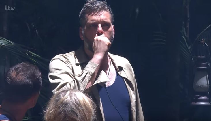 Iain Lee accused of cheating on I'm a Celebrity