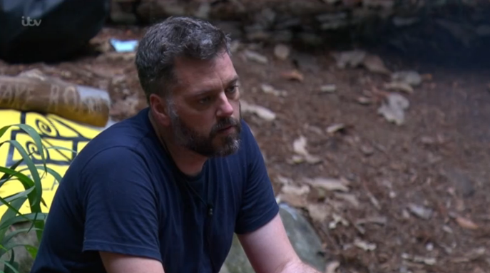 Iain Lee makes damning claims about unaired I'm A Celeb scenes