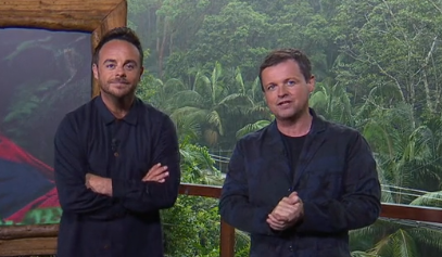Phillip Schofield reveals Ant McPartlin isn't in I'm A Celeb WhatsApp group