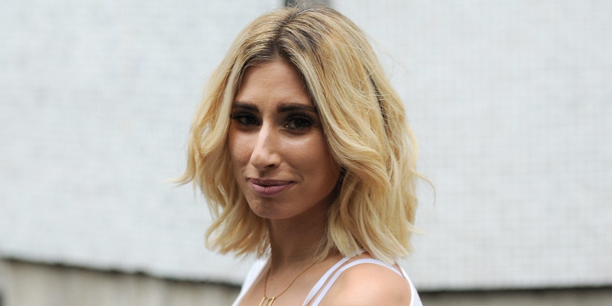 Stacey Solomon praised for honest picture showing how hormones affect her skin