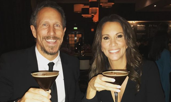 Loose Women star shares pictures of 'stunning' bride Andrea McLean's wedding