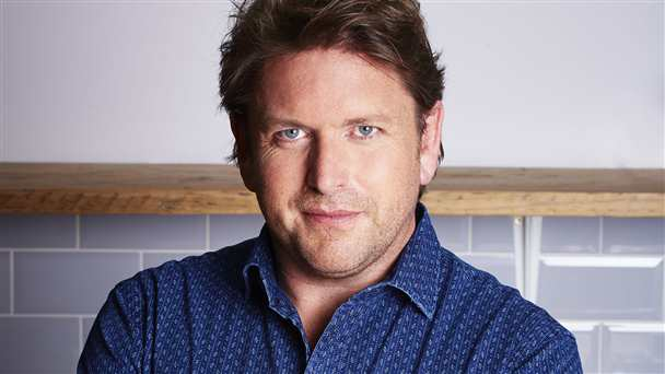 James Martin has lost weight for HD TV!