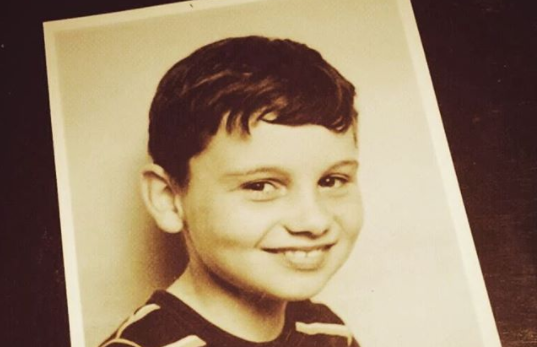 TV favourite shares childhood picture ahead of birthday this weekend