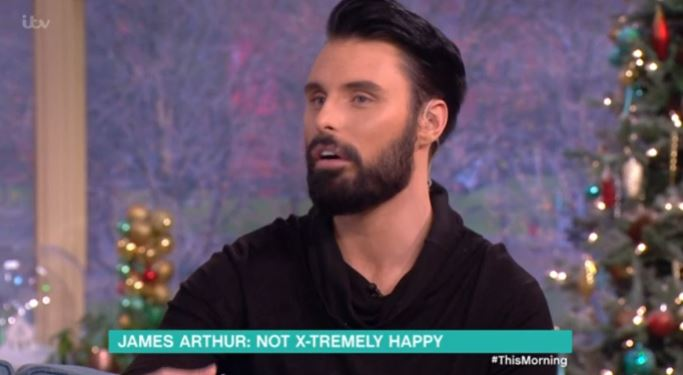 Rylan Clark-Neal advises X Factor to introduce new rule next year
