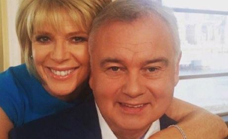 Eamonn Holmes shares an 'intimate' photo in bed with Ruth Langsford